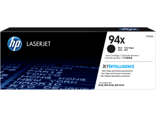 Supply Spot 3 PK High Yield Compatible Replacement for HP CF294X Black Toner for LaserJet Pro M118 94X M148